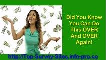 Online Surveys For Money, Best Paid Online Surveys, Online Survey For Cash, Take Surveys For Cash