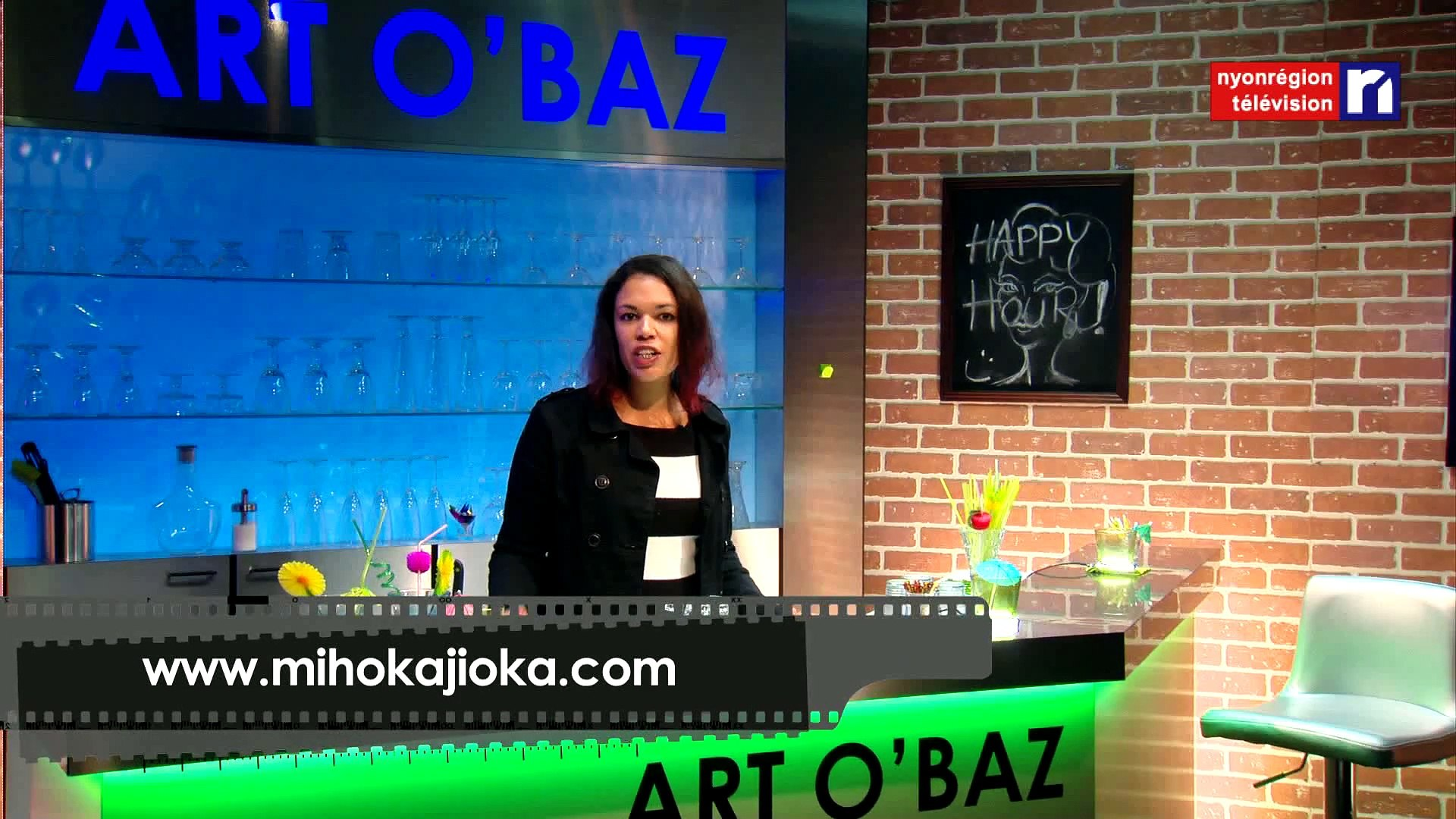 ART O'BAZ du 27 novembre 2014