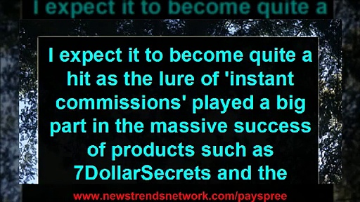 payspree commissions instantly