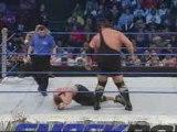 Rey Mysterio & John Cena VS Big Show & Chavo Guerrero