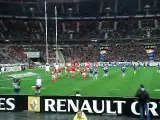 Rugby France - Pays de Galles