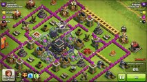 Clash of Clans FR ATTAQUE 250 Gobelins FAIL
