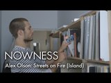 "Alex Olson: Hanging out with the skateboarder in ""Streets on Fire"""