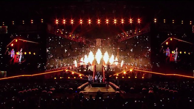 'Where We Are : Live From San Siro Stadium' DVD - Happily Performance