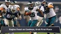 McLane: McCoy, Eagles Feast on Cowboys