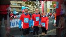 Dassault Systèmes court le Semi marathon de Boulogne 2014 avec l'Etoile de Martin