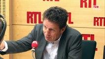 """Geoffroy Roux de Bézieux : """"Les entreprises sont assommées par les impôts"""""""