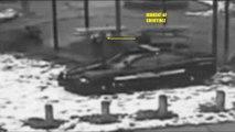 Vidéo surveillance du drame de Cleveland : un policier tue un enfant de 12 ans jouant avec un pistolet à bille