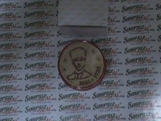 KUMDAN HEDİYE  Atatürk Tarihli - Ne Mutlu Türküm Diyene  www.sinirsizal.com