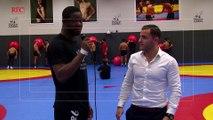 Teaser test match de lutte France / Azerbaïdjan le 4 décembre 2014 20H au CIRQUE D'HIVER BOUGLIONE
