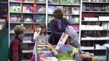 Rencontre « Lecture et petite enfance » au Salon du livre et de la presse jeunesse à Montreuil