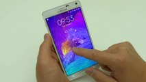 Samsung Galaxy Note 4 Unboxing and Mini Review (With Camera and 4K Video Samples)