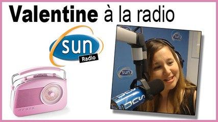 Valentine dans Sun Culture (Sun Radio)