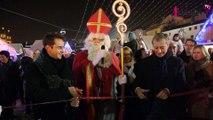 Saint-Nicolas inaugure son village à Nancy