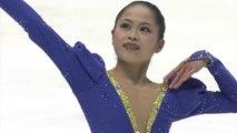 Satoko MIYAHARA (JPN) SP - NHK Trophy 2014