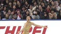 Kanako MURAKAMI (JPN) SP - NHK Trophy 2014