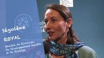 Ségolène Royal dresse un bilan au soir de la première journée de la conférence environnementale 2014
