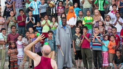Clowns Sans Frontières - Lauréat du prix Culture pour la paix 2014