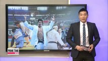 Judoka Kim Jae-bum wins 81kg gold at national judo competition