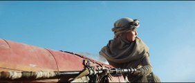 Star Wars, épisode VII : The Force Awakens, la bande-annonce enfin !!