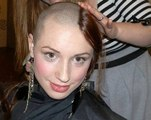 SEVERE headshave !!! Force Hair Shave - hair shaved off - ASMR Video long hair cut off
