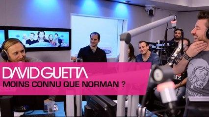 David Guetta : ses enfants pensent qu'il est moins connu que Norman