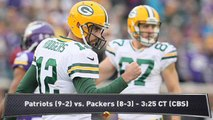 Dunne: Packers Prepare for Patriots