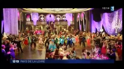 """Happy New Year"" France 3 Pays de La Loire - 28 novembre 2014 @Bollycine"