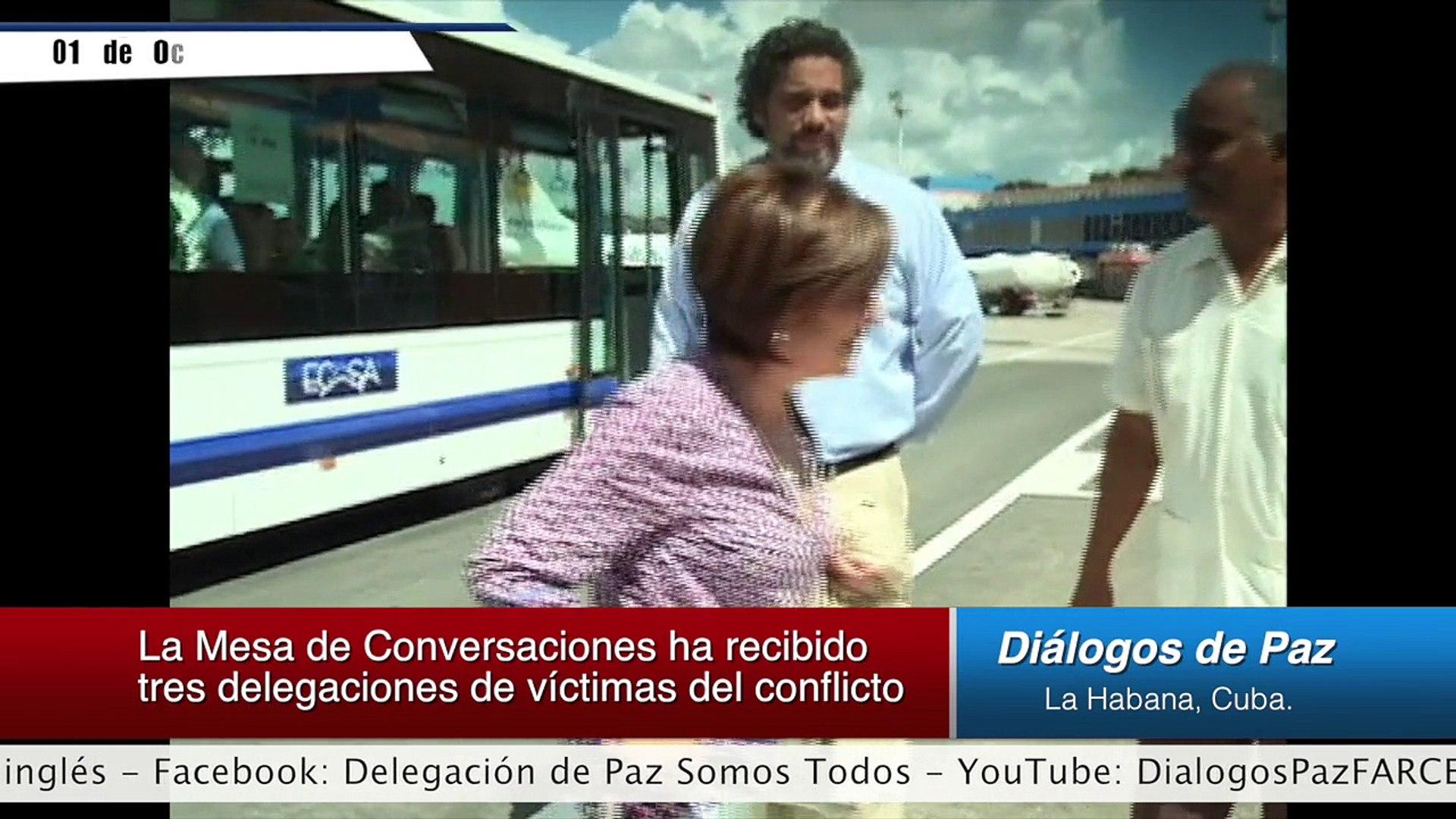 2014  0ctubre  04,  Noticiero de las FARC-EP  Fin de Ciclo 29 - II - Pueblo Colombiano Pa la mesa