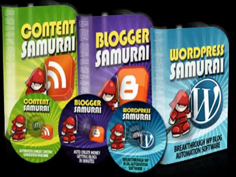 Autoblog Samurai Download + Auto Blog Samurai Bonus