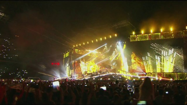 Where We Are : Live From San Siro Stadium - Best Song Ever Performance
