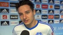 OM 2-0 Nantes : la réaction de Florian Thauvin