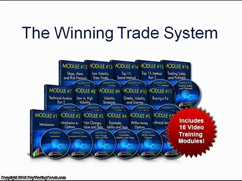 Winning Trade System Demo