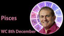 Pisces Weekly Horoscope from 8th December 2014