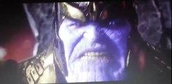 Thanos Scene / Thanos Escena / Thanos in Guardians of the Galaxy / Thanos en Guardianes de la Galaxia