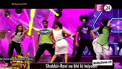 Bahuon Ne Lagaye Jamkar Thumke!! - Zee Rishtey Awards 2014