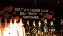 Özel Konya Sistem Koleji Kafkas Dansları  Sınıf 4/B Öğretmen Necip TURAN-Video A.Yılmaz UÇTU