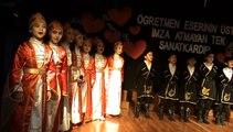 Özel Konya Sistem Koleji Kafkas Halk Dansları BU VATAN BİZİM  Sınıf 4/B Öğretmen Necip TURAN-Video A.Yılmaz UÇTU