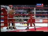 Mickey Rourke vs Elliot Seymour : vidéo du KO
