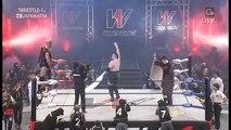 Keiji Muto, Rob Terry & Taiyo Kea vs. Desperado (Masayuki Kono & Rene Dupree) & Samoa Joe