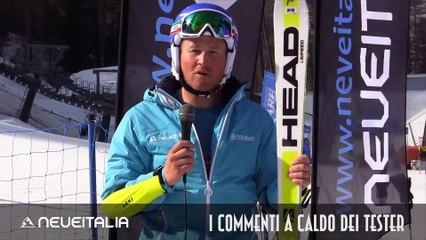 Head iSpeed Worldcup 2015 - Ski-Test Neveitalia 2014-2015