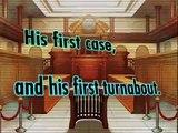 Apollo Justice- Ace Attorney English Trailer