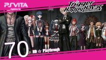 Danganronpa Trigger Happy Havoc (PSV) - Pt 70 【Chapter 6 : Ultimate Pain Ultimate Suffering Ultimate Despair Ultimate Execution Ultimate Death】