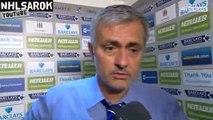 Chelsea vs Sunderland 5-0 Jose Mourinho post match interview