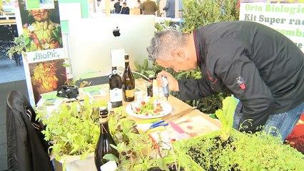 Passeggiando nella città sostenibile - Ecomondo 2014