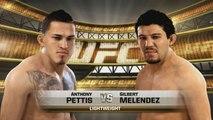UFC 181: Pettis vs. Melendez - EA SPORTS™ UFC® Prediction