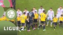 FC Sochaux-Montbéliard - Clermont Foot (1-0)  - Résumé - (FCSM-CF63) / 2014-15