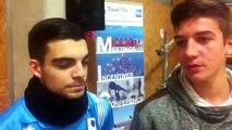Interview de Diégo RIZZI lors de la finale des Championnats d'Europe des Clubs de pétanque au Luxembourg