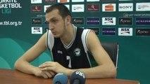 Nsk Eskişehir Basket-Darüşşafaka Doğuş Basketbol Maçının Ardından
