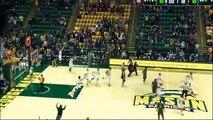Basketball - George Mason l'emporte grâce à un tir au buzzer de 23 mètres !
